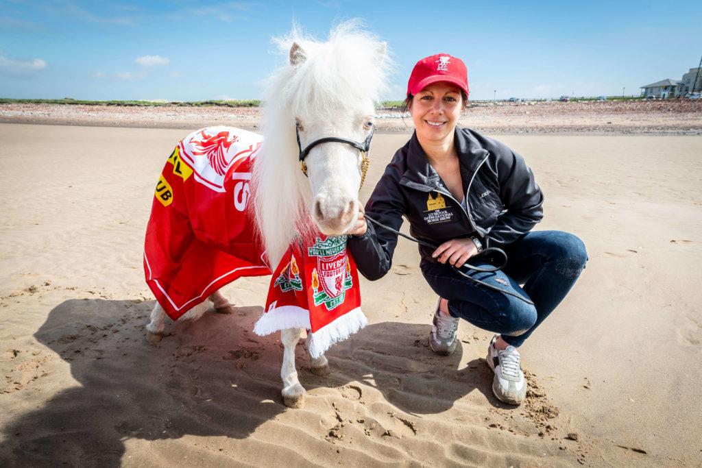 Nina Barbour & Prince The Shetland Pony