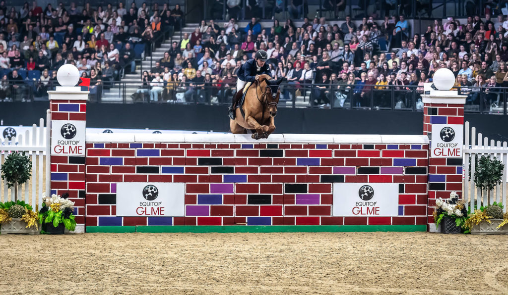 Showjumping At Liverpool This December