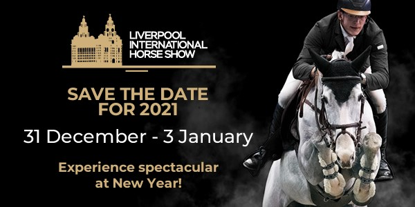 Liverpool International Horse Show 2020 Cancellation Statement