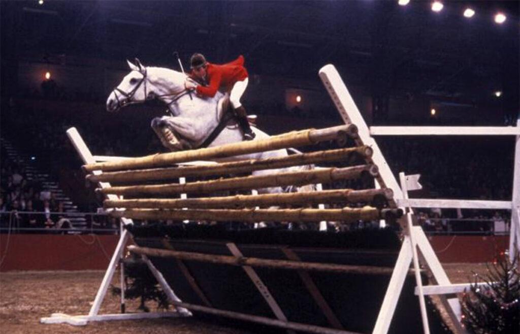 Promoting Voltaire Design Liverpool International Horse Show Puissance