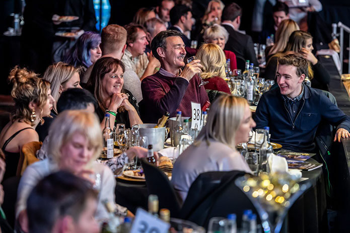 liverpool international horse show paddock club vip hospitality party guests